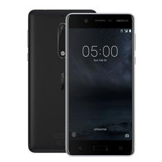 Nokia 5, matná - čierna
