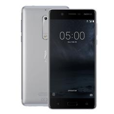 Nokia 5, stříbrná DUAL SIM
