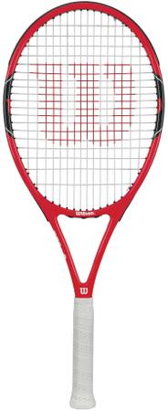 Wilson Federer 100 Tns Rkt W/O Cvr 3