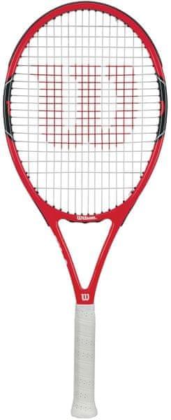 Wilson Federer 100 Tns Rkt W/O Cvr 1