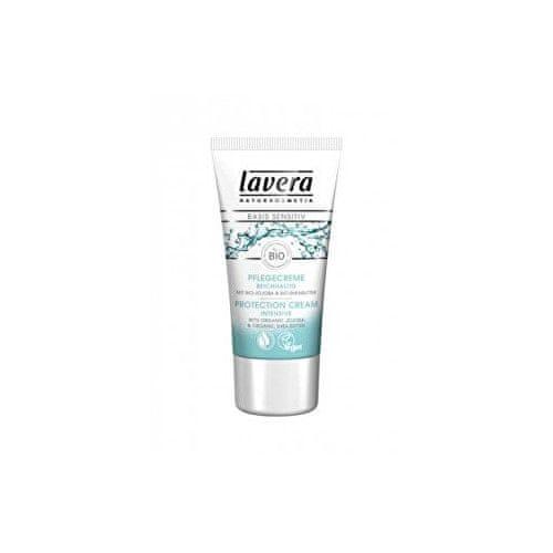 Lavera Ochranný krém Basis Sensitiv 50 ml (Objem 50 ml )