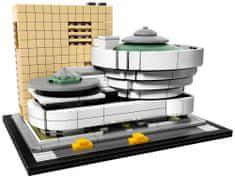 LEGO Architecture 21035 Muzej Guggenheim
