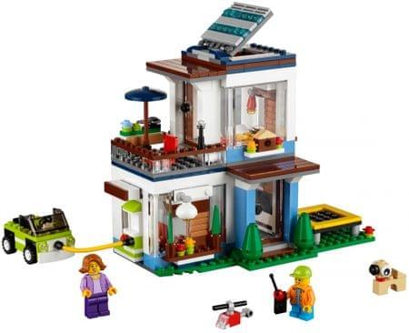 LEGO Creator 31068 Nowoczesny Dom