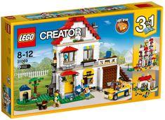 LEGO® Creator 31069 Modularna obiteljska vila