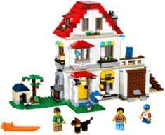 LEGO Creator 31069 Velika družinska vila