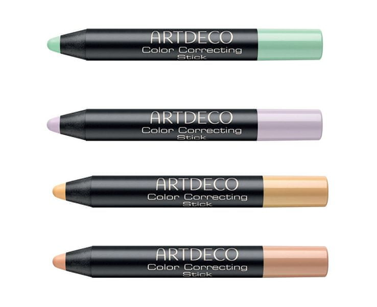 Artdeco Korektor v tyčince (Color Correcting Stick) (Odstín No. 2 Green)