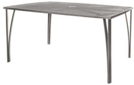 Happy Green Oceľový záhradný stôl 150x90cm