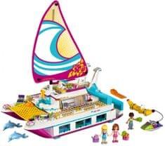 LEGO Friends 41317 Sončni katamaran