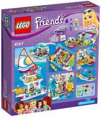 LEGO® Friends 41317 Słoneczny Katamaran