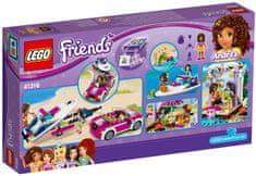 LEGO® Friends 41316 Transporter motorówek Andrei