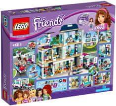 LEGO® Friends 41318 Szpital w Heartlake