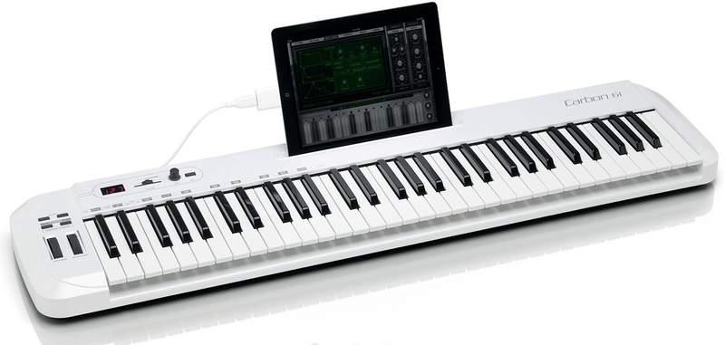 Samson Carbon 61 USB/MIDI keyboard