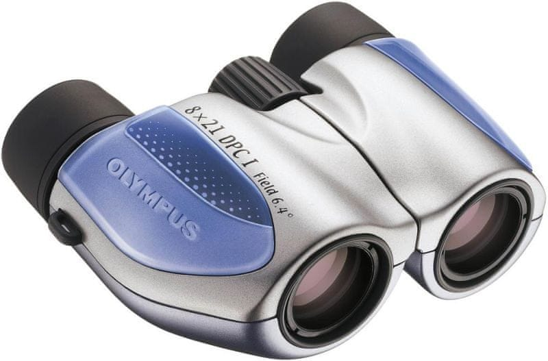 Olympus 8x21 DPC I Steel Blue