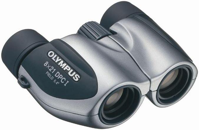 Olympus 8x21 DPC I Silver