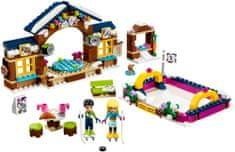 LEGO Friends 41322 Zimsko drsališče