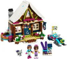 LEGO Friends 41323 Zimska koča