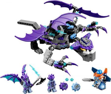 LEGO Nexo Knights 70353 Leteči Heligol