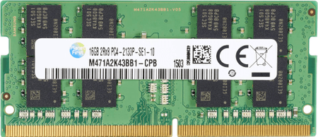 HP pomnilnik (RAM) 4GB DDR4-2400 SODIMM (Z9H55AA)