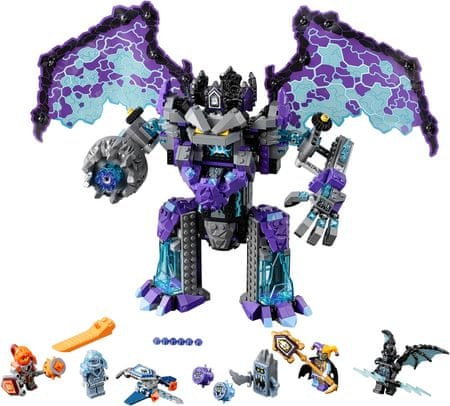 LEGO® Nexo Knights 70356 Kameni gorostas za ultimativno uništenje