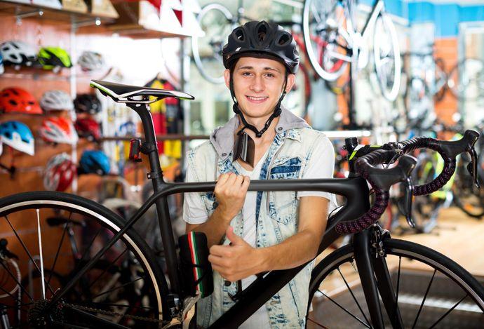 Nejprve si odpovězte, kdo na kole bude jezdit a v jakém terénu