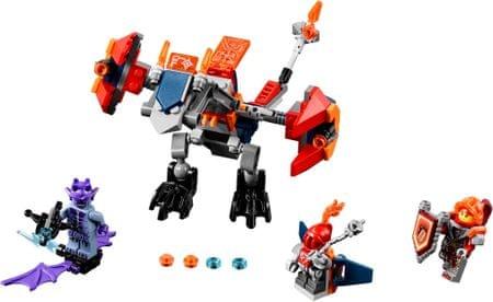 LEGO® Nexo Knights 70361 Macy Robot ejtősárkánya