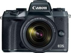 Canon fotoaparat EOS M5 18-150