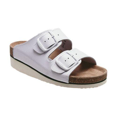 SANTÉ Zdravotní obuv Profi dámská N/25/10/H/K bílá (Velikost vel. 36)