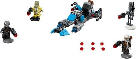 LEGO Star Wars™ 75167 Bounty Hunter Speeder Bike™
