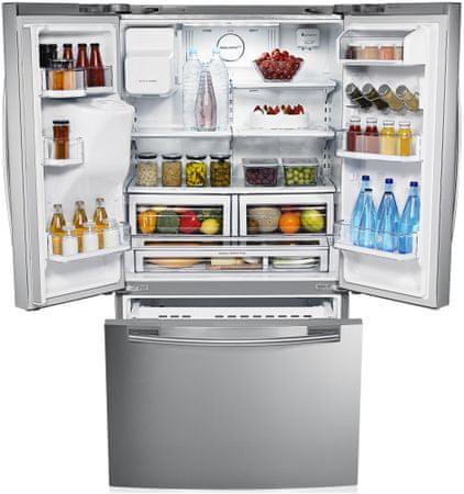 Samsung ameriški hladilnik RFG23UERS1/XEO
