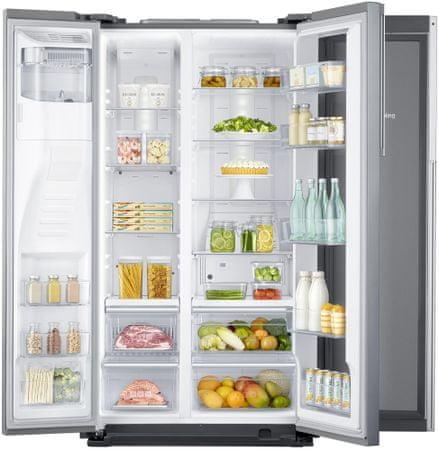 Samsung kombinirani hladilnik RH7000JC (RH56J6917SL)