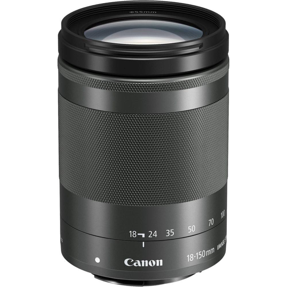 Canon EF-M 18-150 f/3,5-6,3 IS STM Black