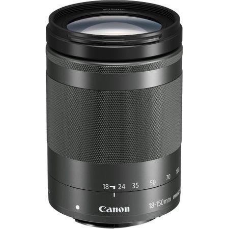 Canon obiektyw EF-M 18-150 f/3,5-6,3 IS STM Black