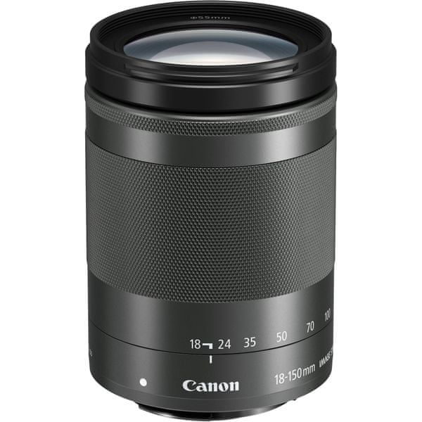 Canon EF-M 18-150 f/3,5-6,3 IS STM Black