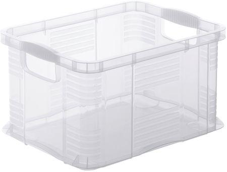 Rotho škatla za shranjevanje Agilo 17,5l, prozorna