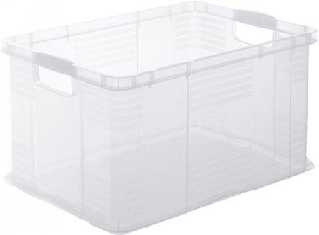 Rotho škatla za shranjevanje Agilo 55L, prozirna