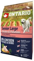 Ontario Senior Large Chicken & Potatoes 2,25kg