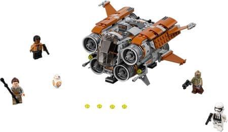 LEGO Star Wars™ 75178 Loď Quadjumper z Jakku