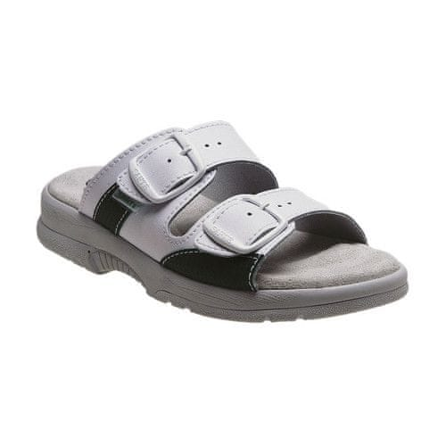 SANTÉ Zdravotní obuv Profi pánská N/517/35/10 bílá (Velikost vel. 43)