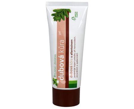 Omega Pharma Gel z dubové kůry s allantoinem 75 g