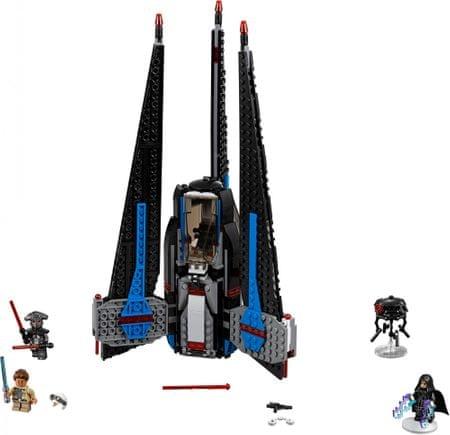 LEGO Star Wars 75185 Vesoljska ladja Tracker
