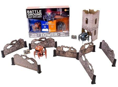 Hexbug Borilni pajki 2.0 - Tower set
