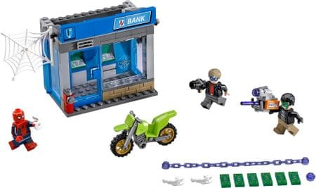 LEGO Super Heroes 76082 Rop banke