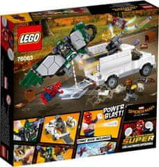 LEGO® Super Heroes 76083 Uwaga na Sępa