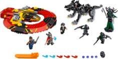 LEGO® Super Heroes 76084 Super Heroes Ostateczna Bitwa o Asgard 76084