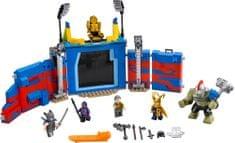 LEGO® Super Heroes 76088 Thor kontra Hulk: starcie na arenie