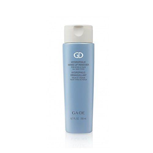 GA-DE Hydratační odličovač očí a obličeje (Hydrophilic Make-Up Remover For Eyes & Face) 200 ml