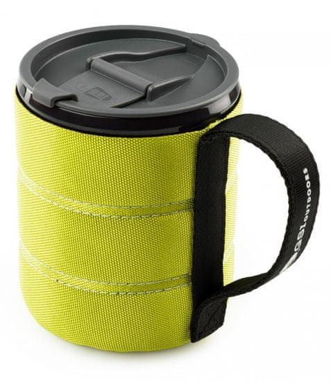 Gsi Kubek Infinity Backpacker Mug green