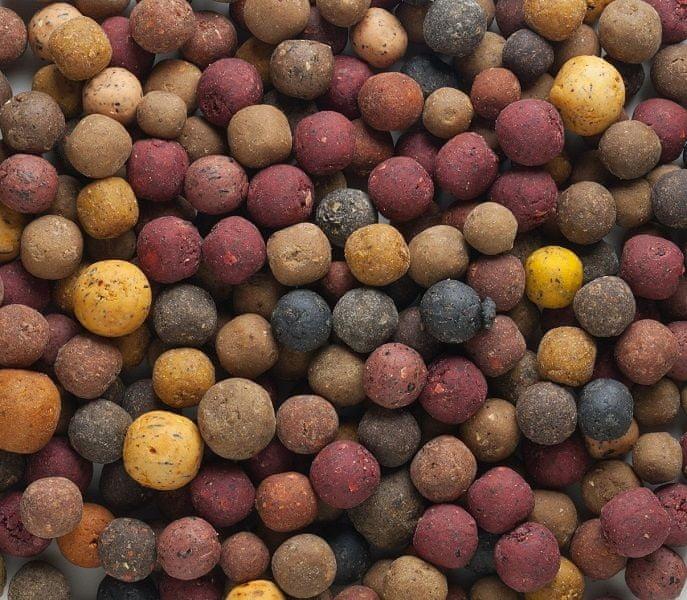 MIVARDI Vnadící Boilies Rapid Multi mix 10 kg