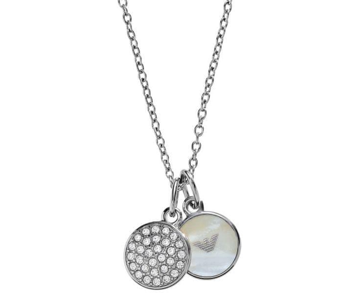 Emporio Armani Stylový náhrdelník EGS2156040