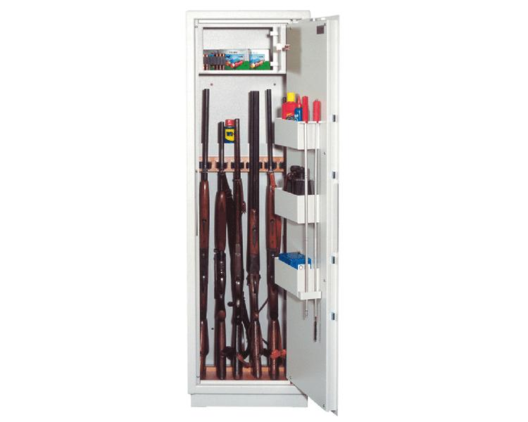 T-Safe SKŘÍŇ NA 4 ZBRANĚ SZ 6 M